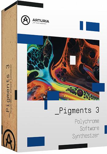 Arturia Pigment 3